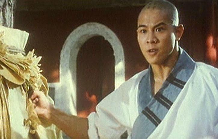 Jet Li has fists of fury