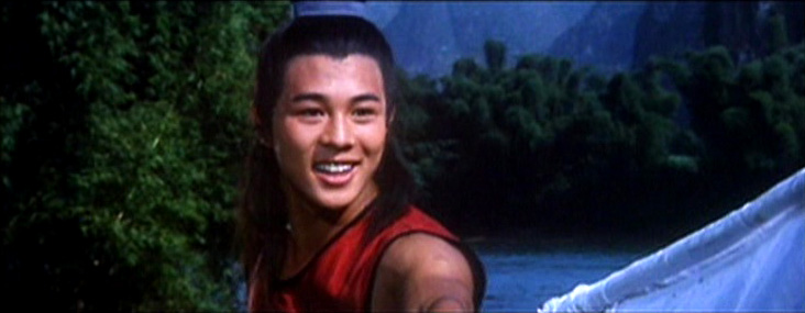 Jet Li is the cheeky Sanlong