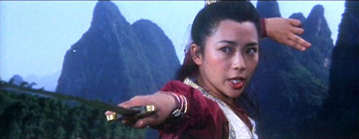 Phoenix is an expert with the Jian Straightsword