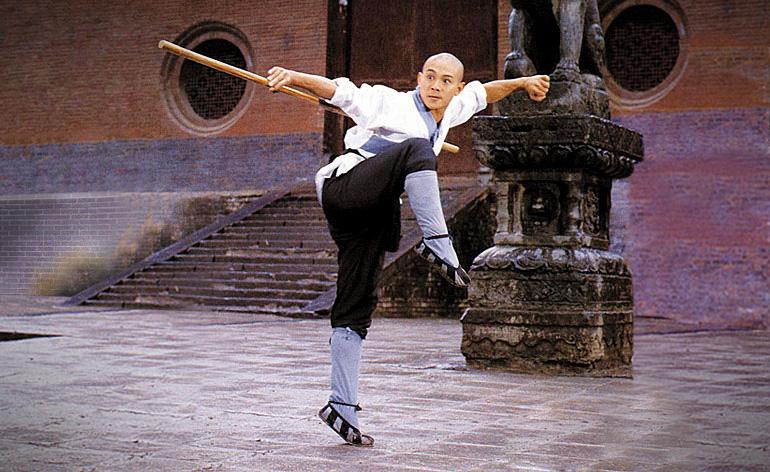 Shaolin Temple 3 Martial Arts of Shaolin 1986 - Kung-Fu Kingdom
