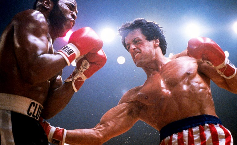 Top 10 Rocky Movie Fight Scenes!