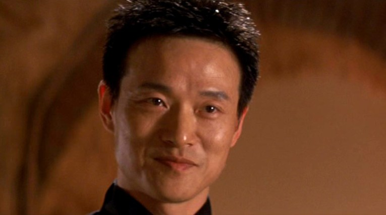 Wu Hsing-kuo plays the drug lord Mr Zen