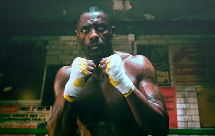 Idris Elba getting real