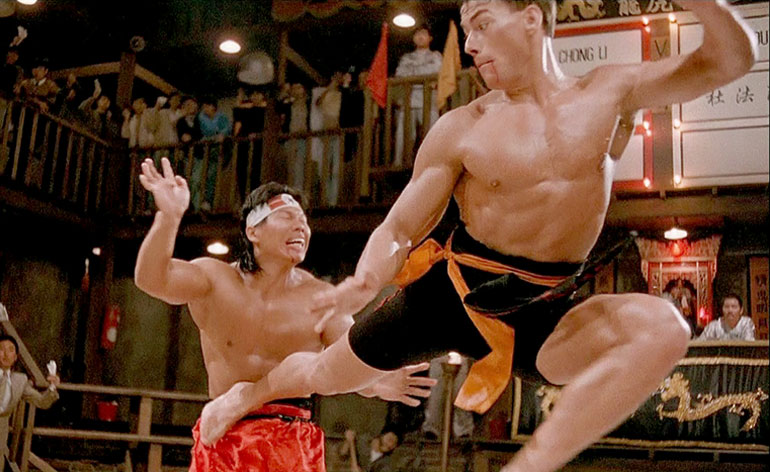 Top 10 Jean-Claude Van Damme Movie Fight Scenes! - Kung Fu Kingdom