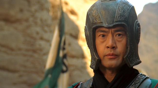 Yu Rongguang of Iron Monkey fame