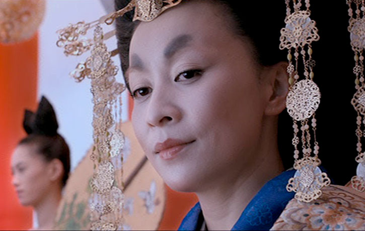 Carina Lau as Empress Wu