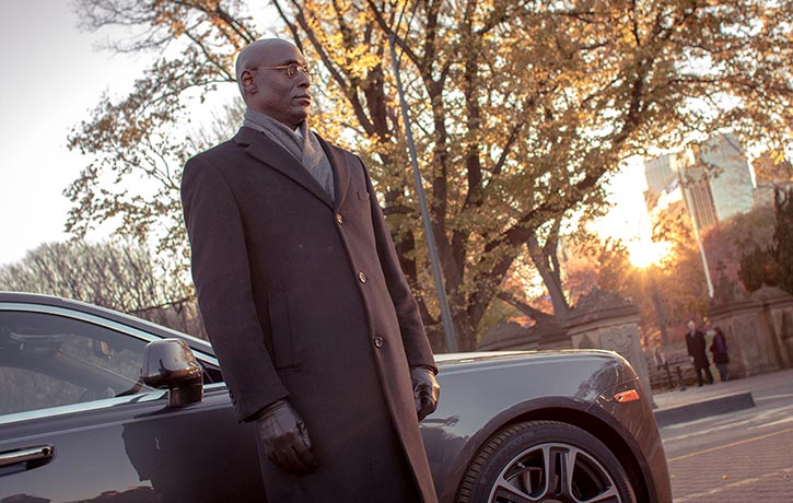 Lance Reddick is especially good in an expanded supporting role