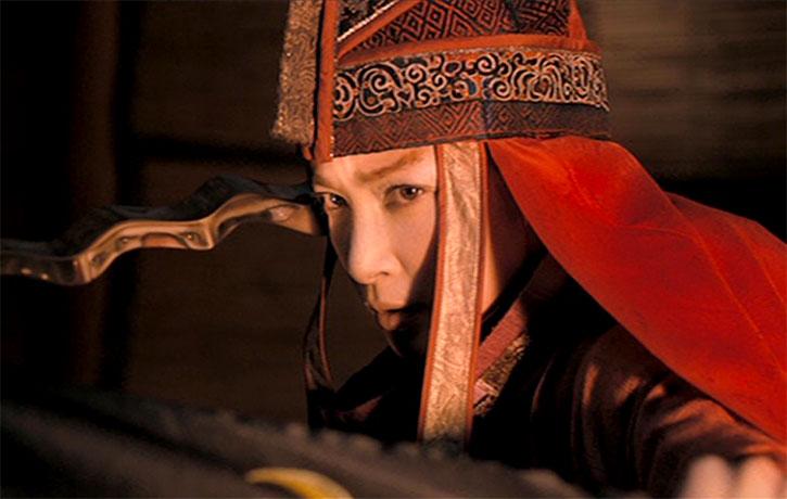 Li Bingbing plays Shangguan Jing'er