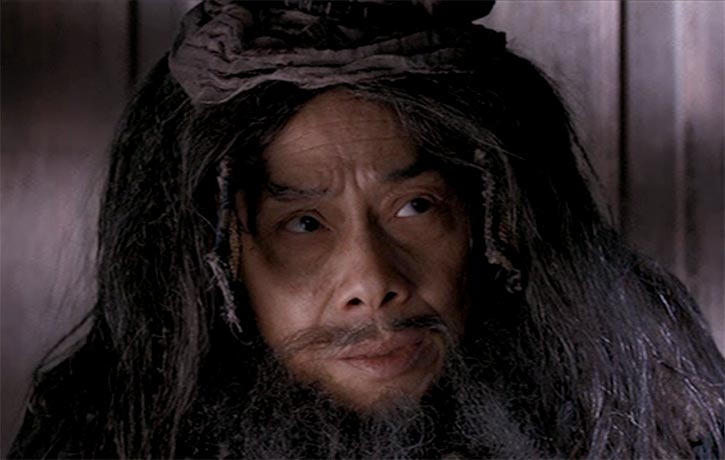 Teddy Robin Kwan is also Donkey Wang Lu!