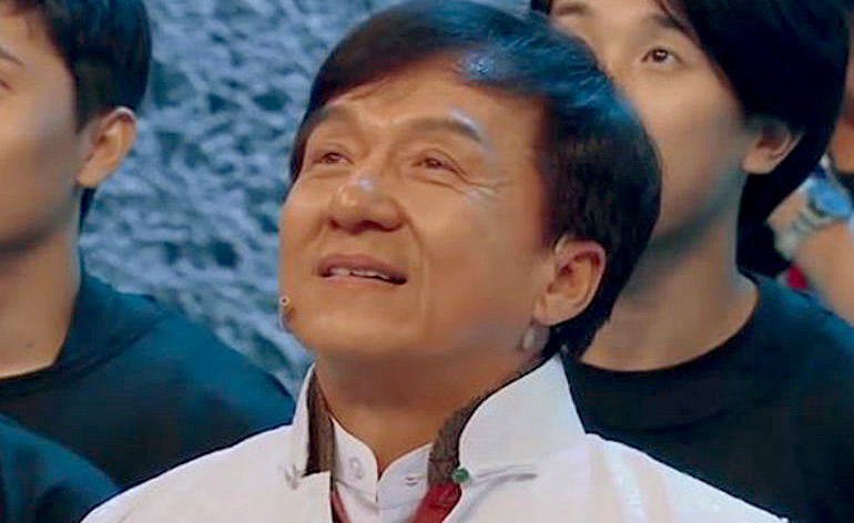 Jackie Chan's Emotional Stunt Team Reunion!