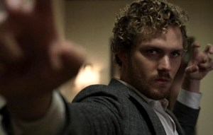 Iron Fist does Kung Fu!