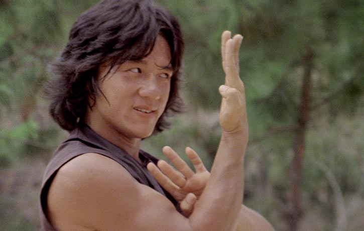 Jackie Chan stars as Wong Fei-hung