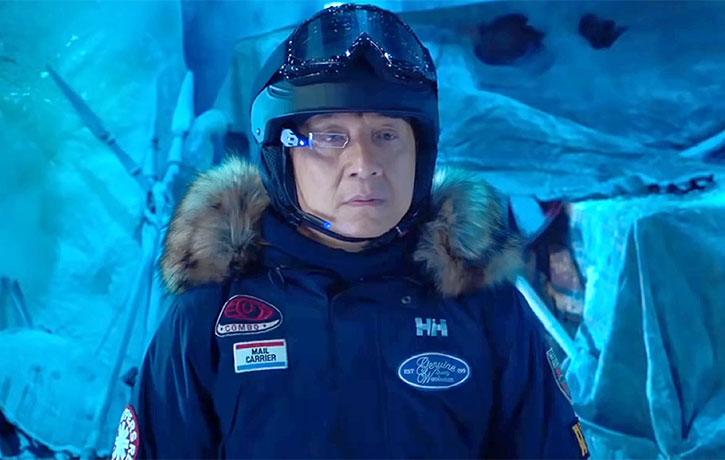 Jackie Chan plays, er, Professor Jack Chan!