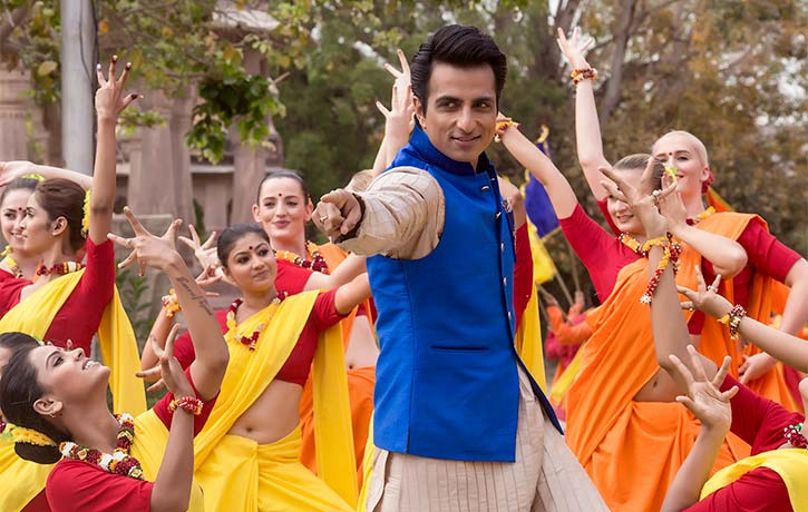Sonu Sood plays the ruthless Randall