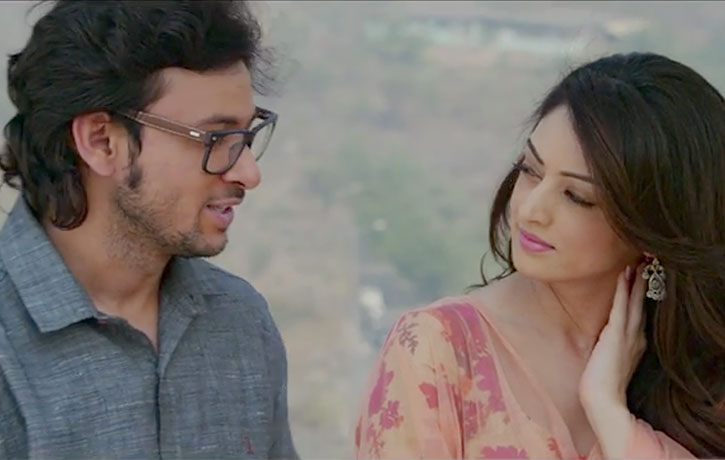 Renu with her true love Rakesh