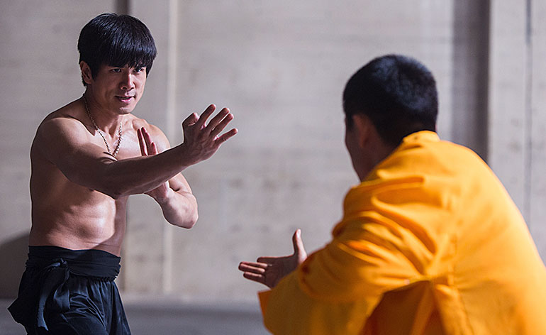 Birth of the Dragon (2016) - Kung Fu Kingdom
