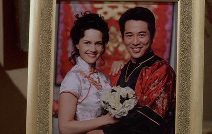 Carla Gugino plays Gabriel's wife TK