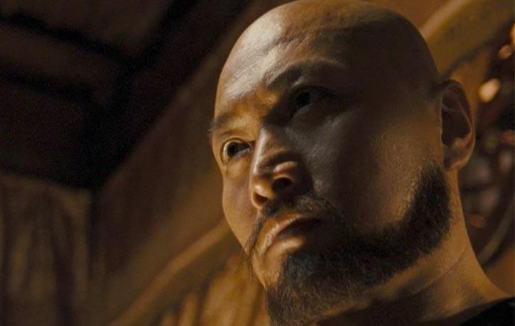 Chen Zhihui stars as Master Qin Lei