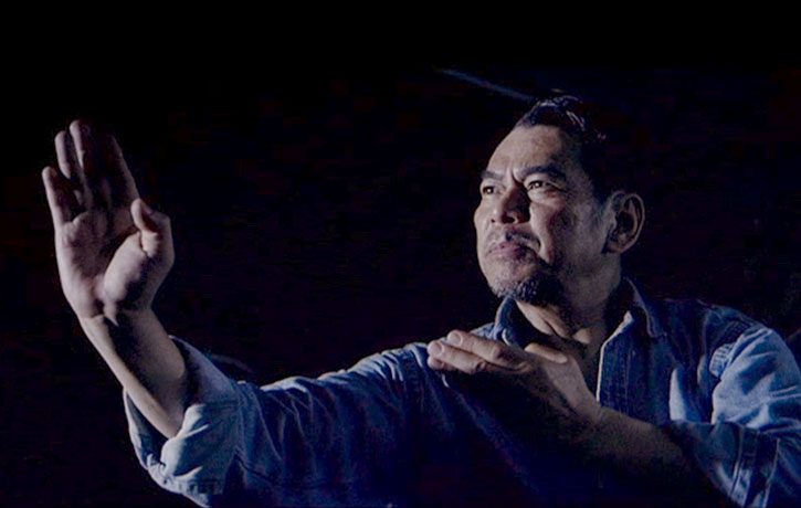 Dragon is played by Shaw Brothers star Chen Kuan-tai