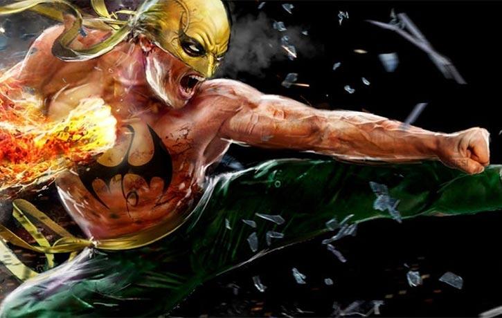 Iron Fist BEAST MODE!
