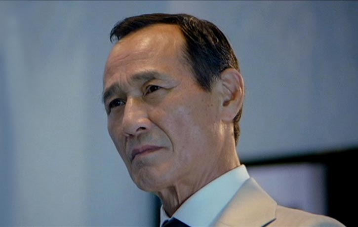 Michael Chan Wai-man as Master Pong Ching