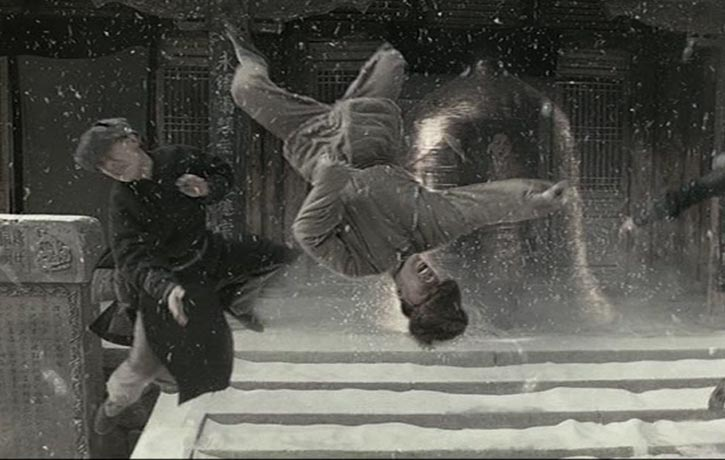 The mad monk's Bronze Bell Technique