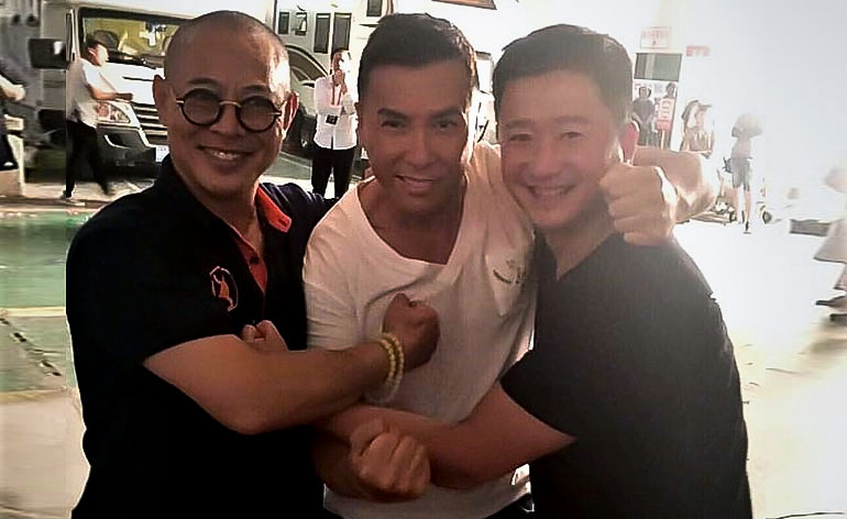 Donnie Yen, Jet Li and Wu Jing Project Coming Soon! - Kung Fu Kingdom
