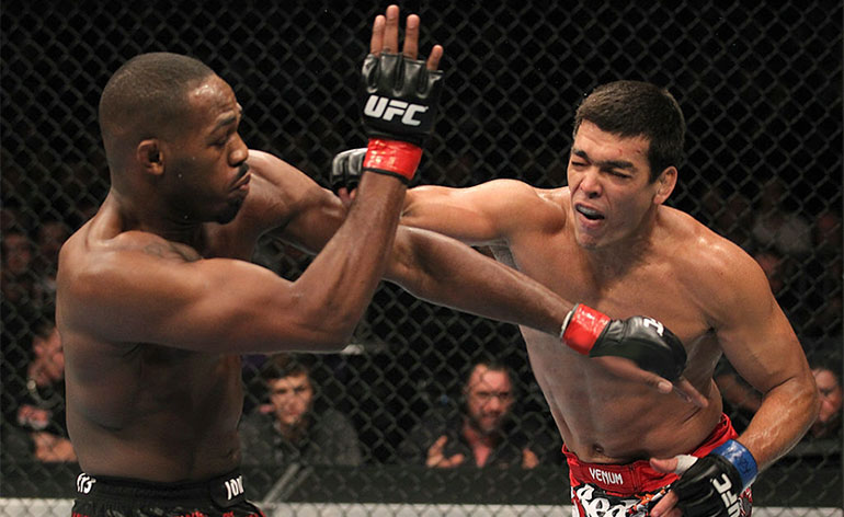 Top 5 MMA Finishes – Jon Jones - Kung Fu Kingdom