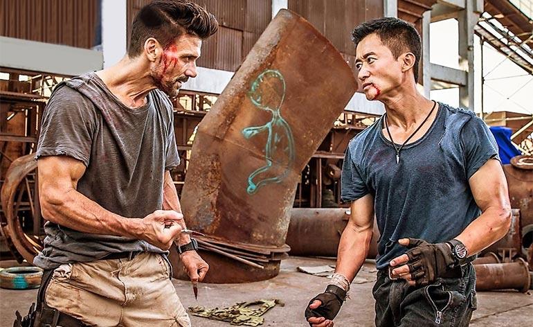 Wolf Warrior II (2017) - Kung-Fu Kingdom