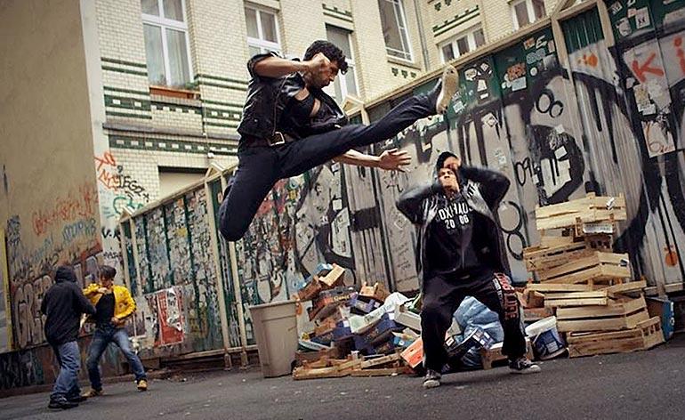 Plan B (2016) - Kung Fu Kingdom