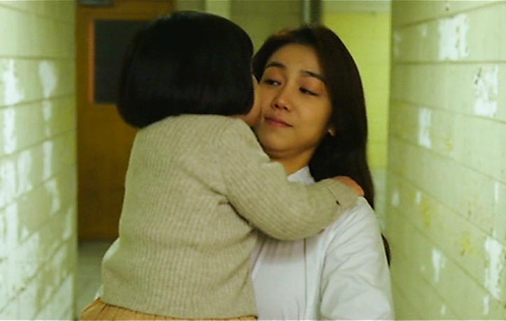 Sook-hee is ready to start a new life with her daughter