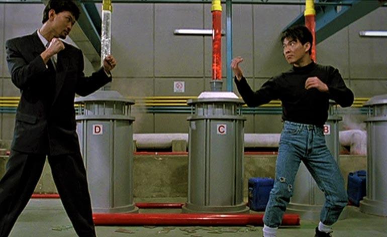 Top 10 Yuen Biao Movie Fight Scenes