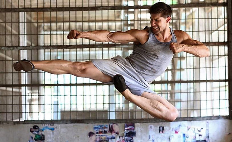 Interview with Alain Moussi - Kung Fu Kingdom
