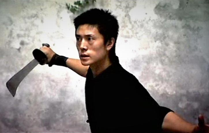 Liang Yang - former wushu champion