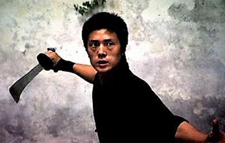 Liang Yang is a former wushu champion