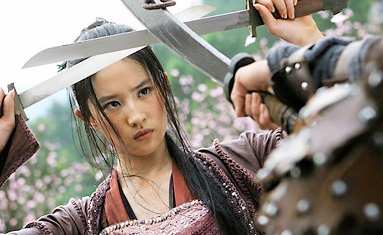 Liu Yifei to play Mulan - Kung Fu Kingdom