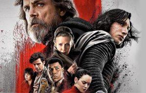 Star Wars The Last Jedi -film poster