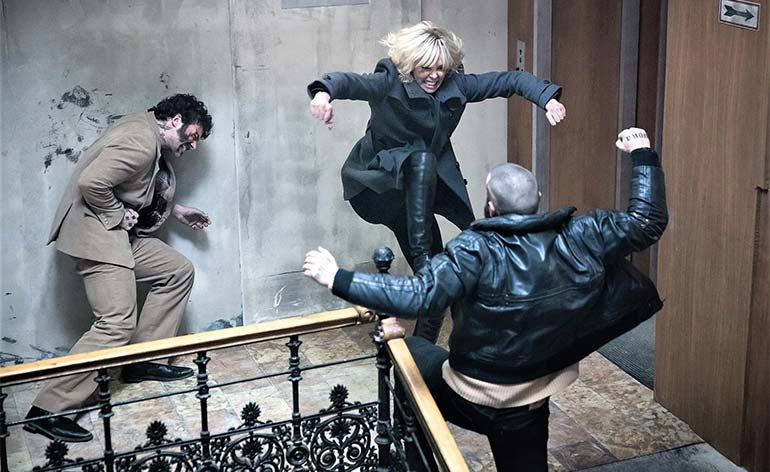 Atomic Blonde (2017) - Kung Fu Kingdom