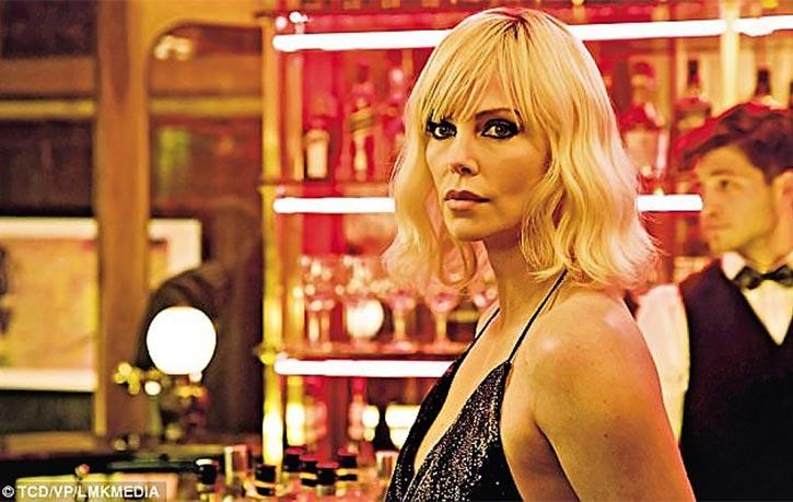 Lorraine Broughton - MI6 agent