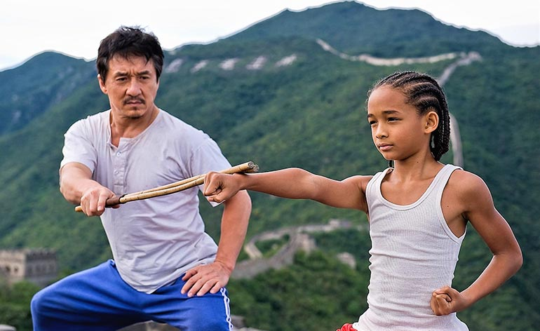 Top 10 Martial Arts Movies for Kids!