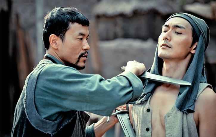 Chen teaches a local hothead a lesson