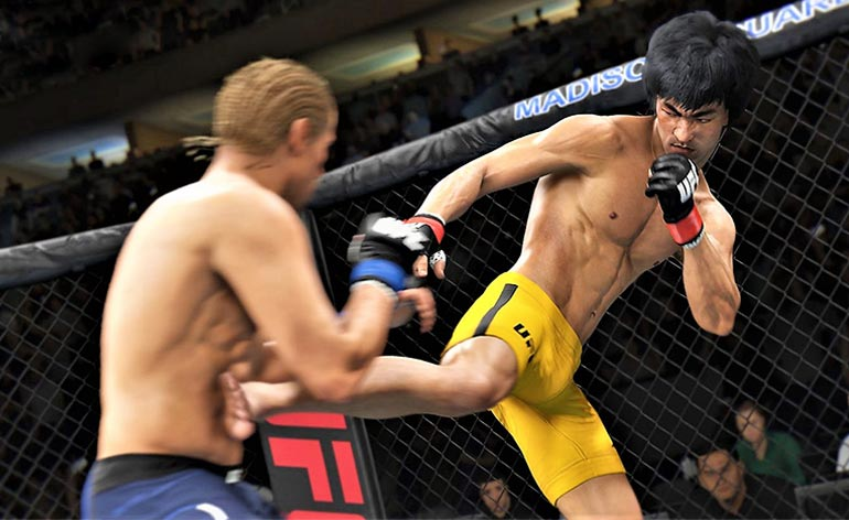 EA Sports UFC 3 – MMA Fighting Game