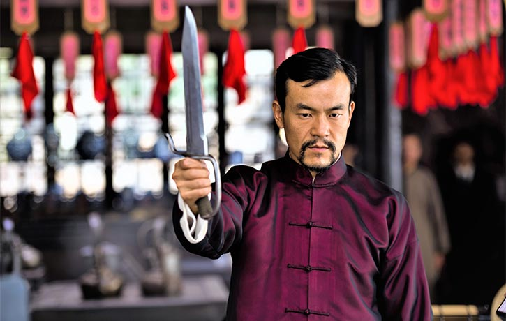 Liao Fan stars as Master Chen Shi