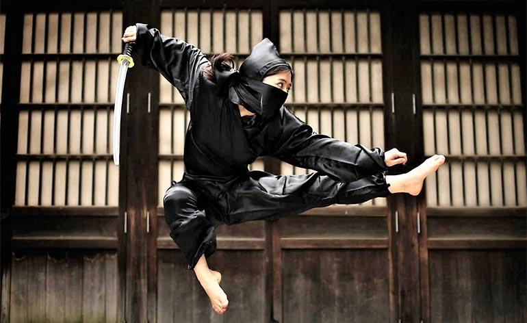 MAOTM Ninjutsu - Kung Fu Kingdom