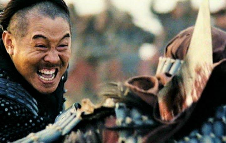 Qingyun marauds through the enemy positions