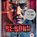 ReBorn Blu-ray cover