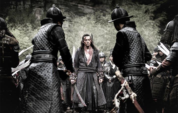 Shen Lian - final fight scene