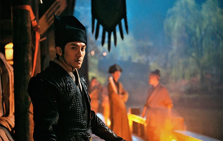 Shen Lian has only his courage, intellect and fighting skills to prove his innocence