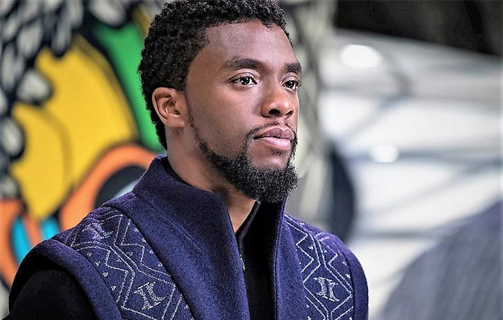 T'Challa takes his throne as King of Wakanda