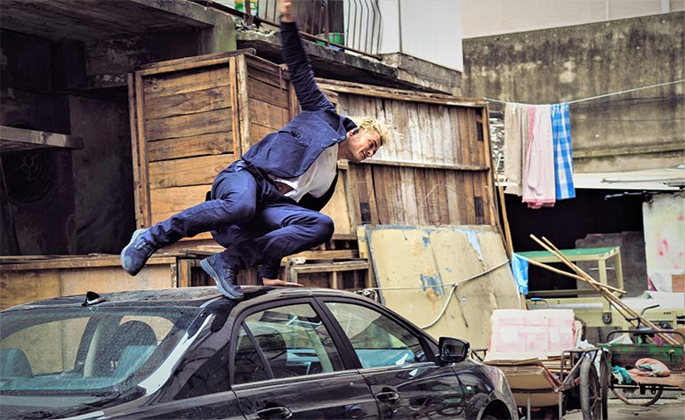 The Shanghai Job (2017) - Kung Fu Kingdom